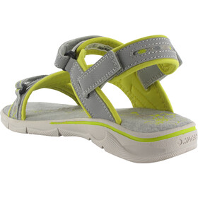 Hi-Tec Soul-Riderz Life Strap Chaussures Femme, cool grey/canary